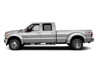 Super Duty F-350 DRW Platinum