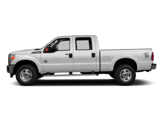 "Super Duty F-350 SRW 4WD Crew Cab 156"" XL"