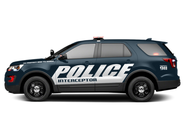 2018 Ford Police Interceptor Utility AWD