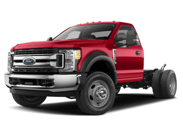 "2018 Ford Super Duty F-550 DRW XL 2WD Reg Cab 145"" WB 60"" CA"