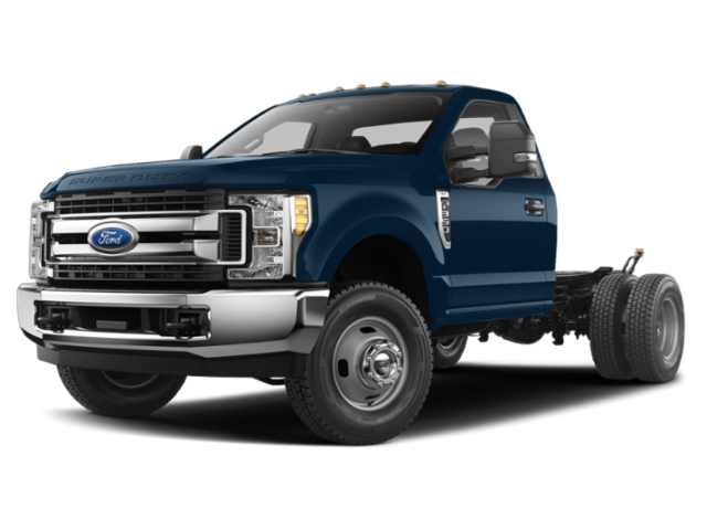 "2018 Ford Super Duty F-350 DRW XL 2WD Reg Cab 145"" WB 60"" CA"
