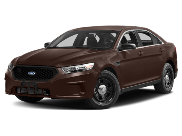 2018 Ford Police Interceptor Sedan FWD