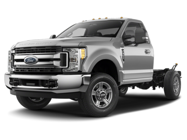 "2018 Ford Super Duty F-350 SRW XL 2WD Reg Cab 145"" WB 60"" CA"