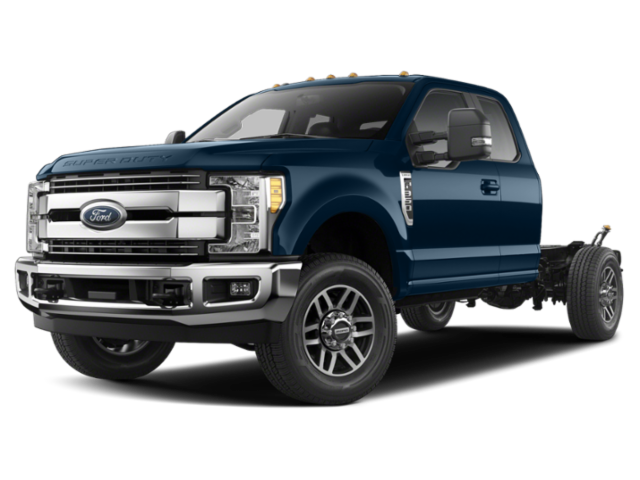 "2018 Ford Super Duty F-350 SRW XLT 2WD SuperCab 168"" WB 60"" CA"