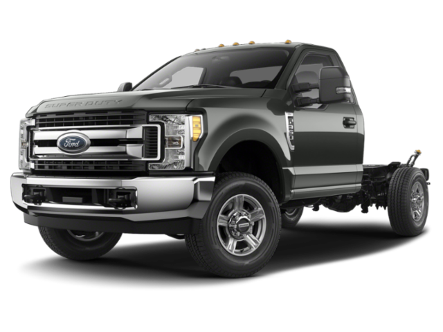 "2018 Ford Super Duty F-350 SRW XL 2WD SuperCab 168"" WB 60"" CA"