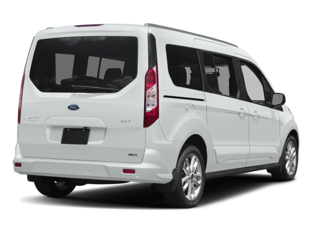 2018 Ford Transit Connect Wagon XL LWB w/Rear Symmetrical Doors