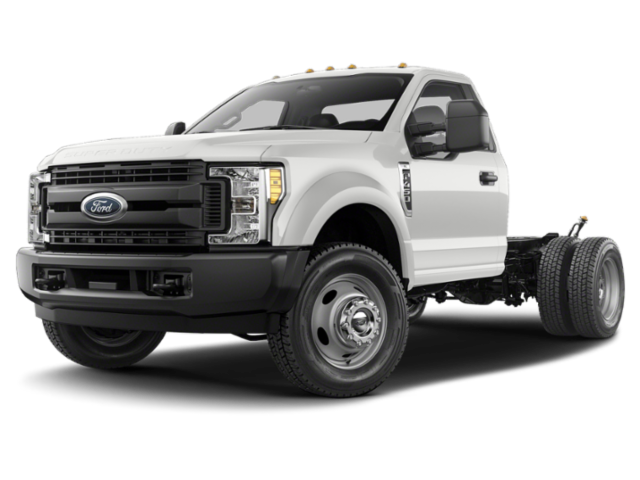"2018 Ford Super Duty F-450 DRW XL 2WD Reg Cab 145"" WB 60"" CA"
