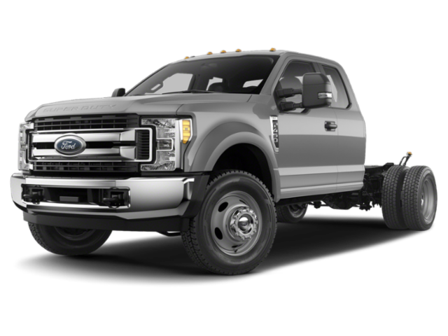 "2018 Ford Super Duty F-550 DRW XLT 4WD SuperCab 192"" WB 84"" CA"