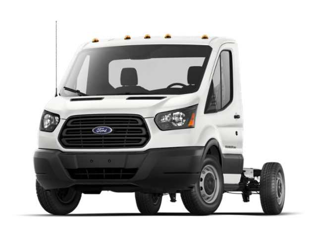 "2018 Ford Transit Chassis T-250 SRW 138"" WB 9000 GVWR"