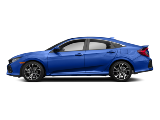 Civic Si Sedan Manual w/High Performance Tires