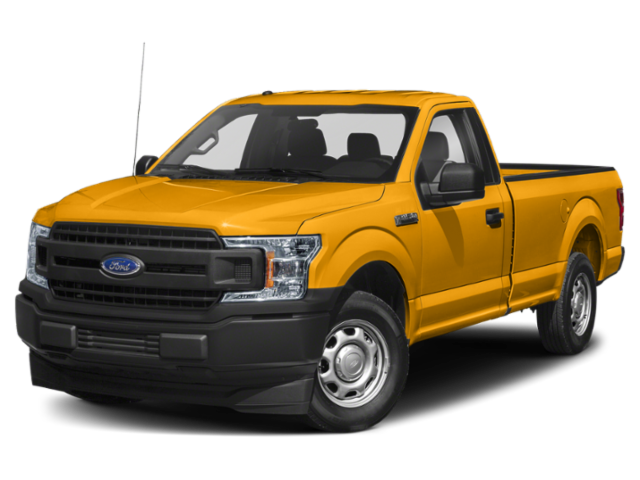 2020 Ford F-150 XL 2WD Reg Cab 6.5' Box