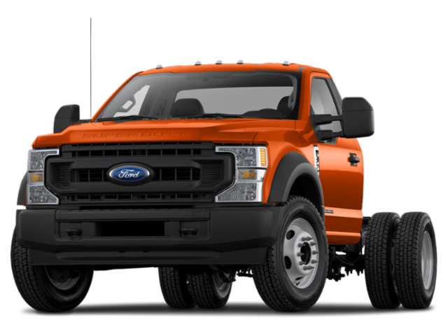 "2020 Ford Super Duty F-600 DRW XL 4WD Reg Cab 205"" WB 120"" CA"