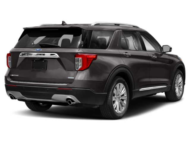 2020 Ford Explorer Base RWD