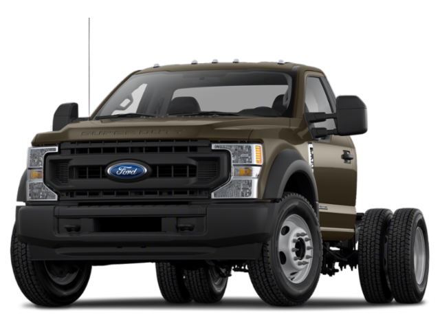 "2020 Ford Super Duty F-350 DRW XL 2WD Reg Cab 145"" WB 60"" CA"