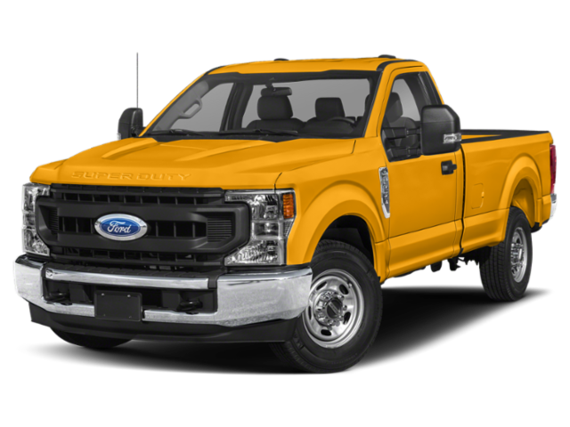 2020 Ford Super Duty F-250 SRW XL 2WD Reg Cab 8' Box