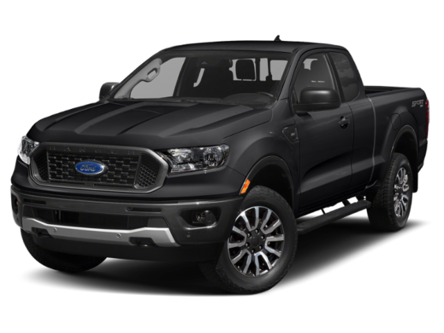 2020 Ford Ranger XL 2WD SuperCab Pickup Box Delete