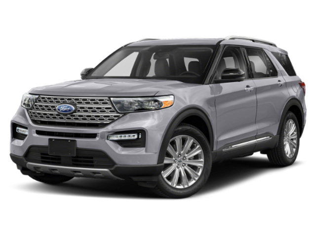 2020 Ford Explorer Base 4WD