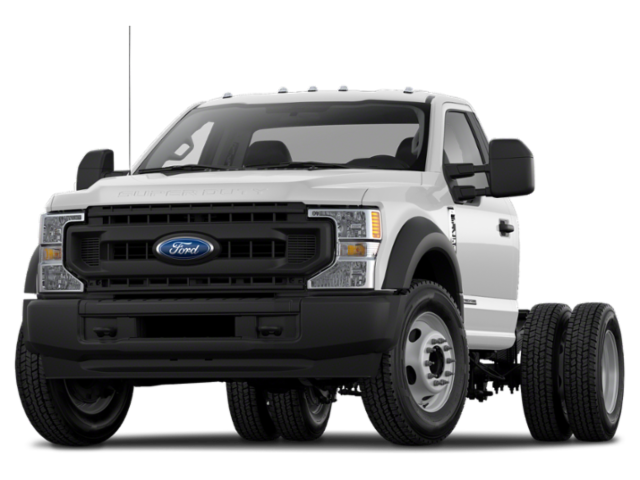 "2020 Ford Super Duty F-550 DRW XL 2WD Reg Cab 145"" WB 60"" CA"