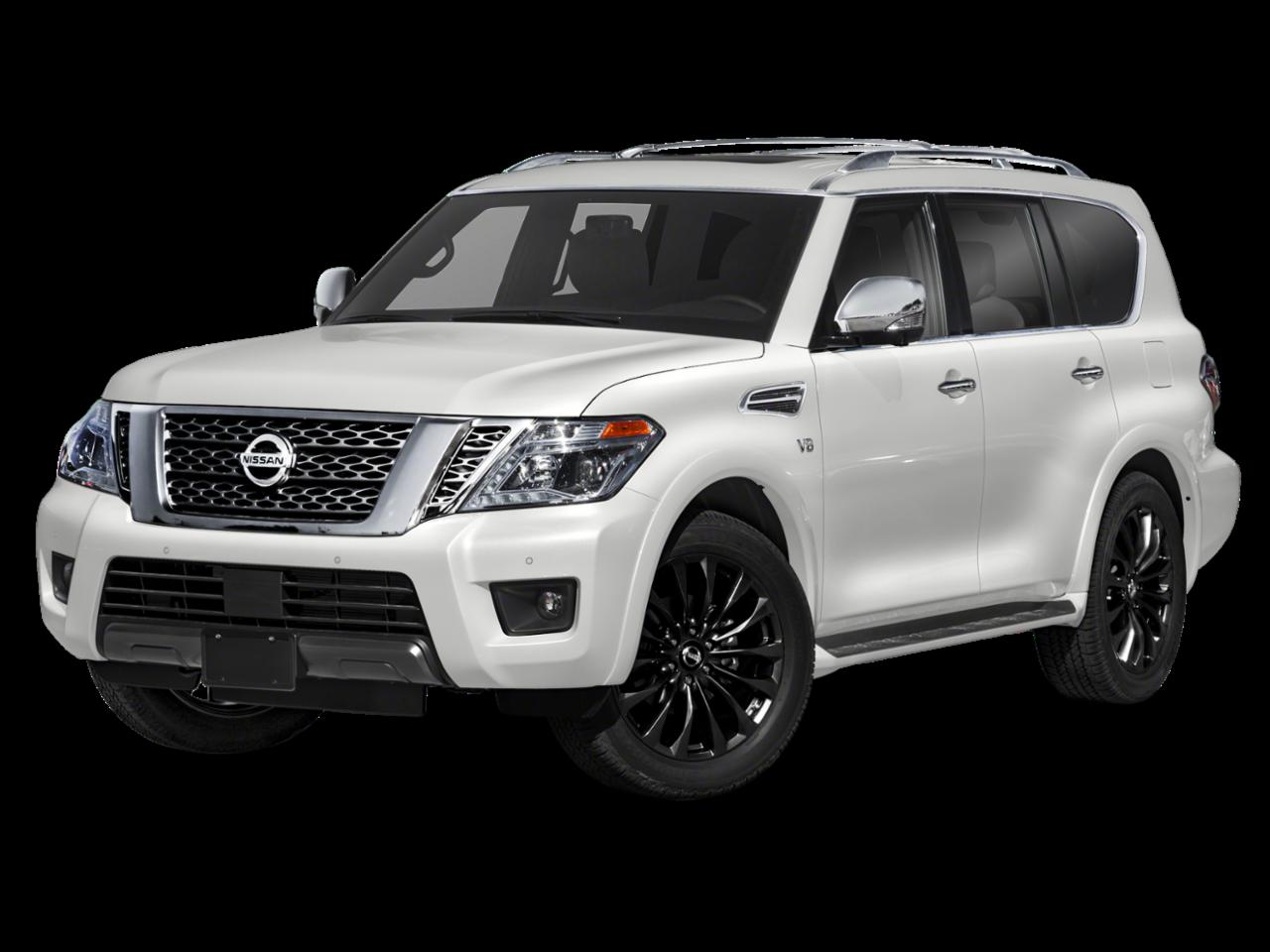 2020 Nissan ARMADA 4X4 PLATINUM AWD WG
