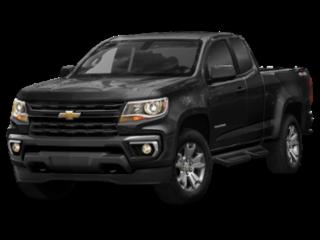Thumbnail - 2021 Chevrolet COLORADO