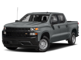 Thumbnail - 2020 Chevrolet Silverado 1500