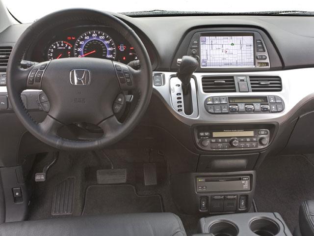 image-3 2008 Honda Odyssey
