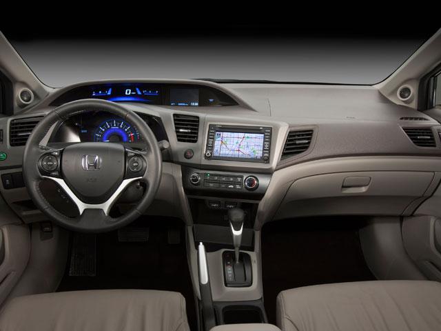 image-3 2012 Honda Civic