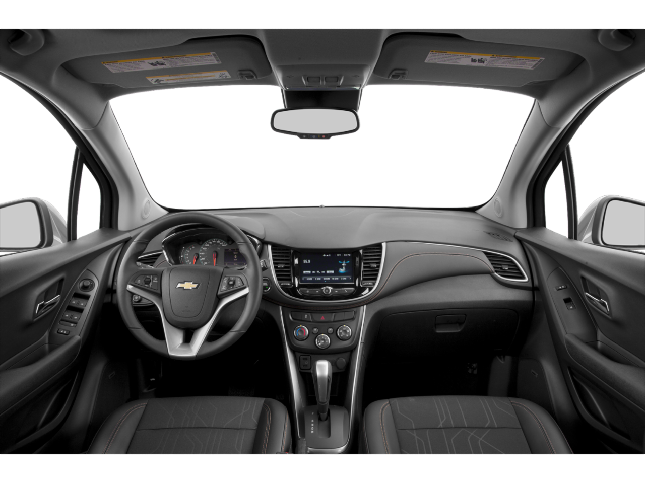image-7 2019 Chevrolet Trax