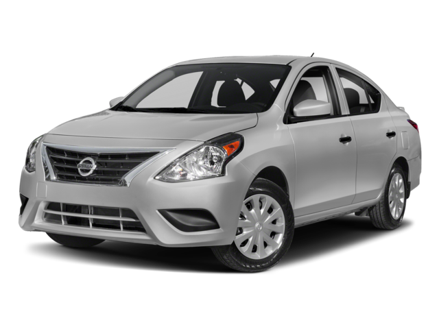 2018 Nissan Versa 1.6 S FWD Sedan Car