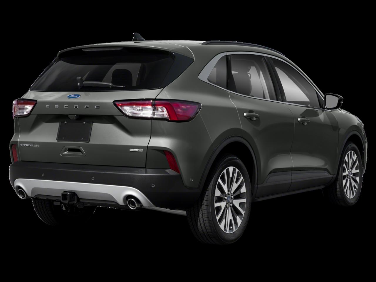 image-1 2020 Ford ESCAPE