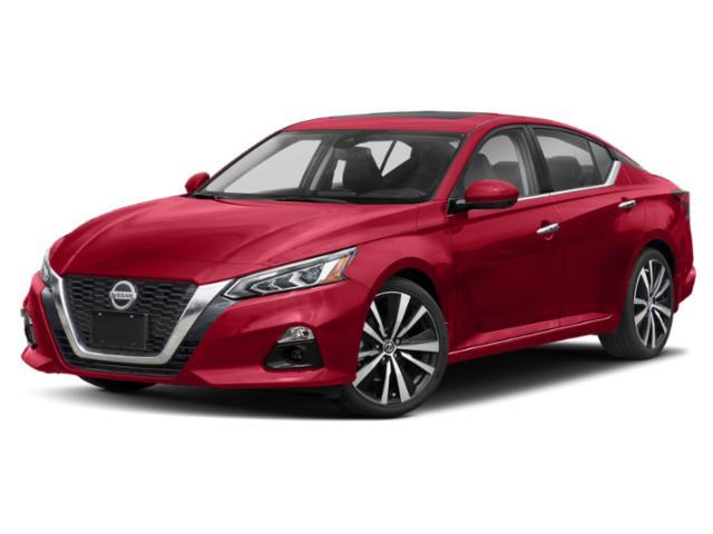 2020 Nissan Altima 2.5 SV