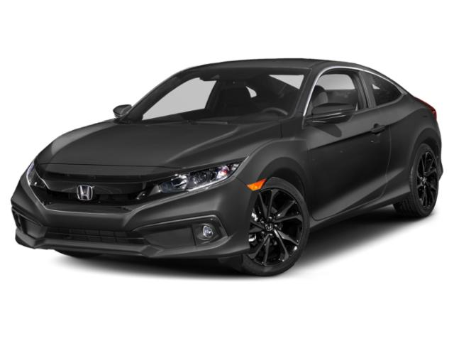 2019 Honda Civic sedan excl. LX