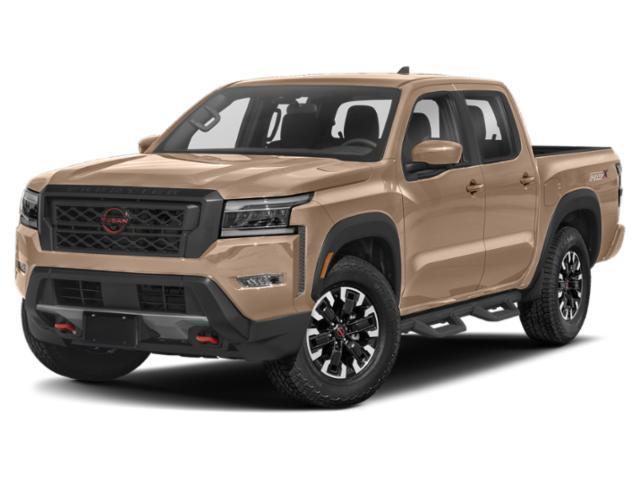 2022 Nissan Frontier (57645)