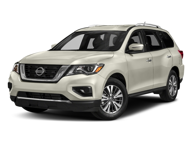 2017 Nissan Pathfinder (U4951)