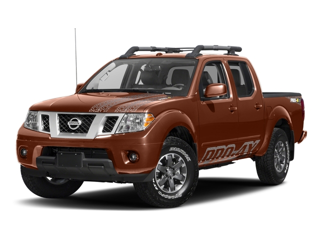 2017 Nissan Frontier - stk# 56590
