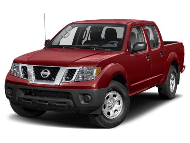 2020 Nissan Frontier (57495)