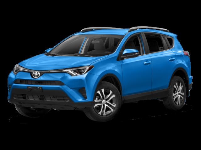 Special offer on 2018 Toyota RAV4 New 2018 RAV4 LE AWD