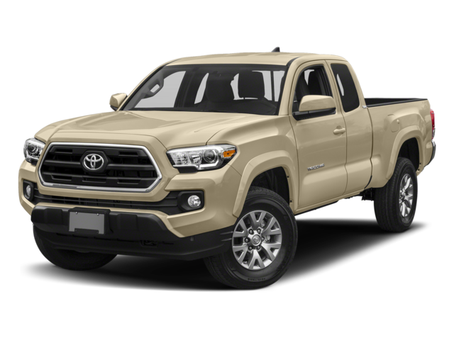 Special offer on 2018 Toyota Tacoma New 2018 TOYOTA TACOMA SR5 4x4 Double Cab