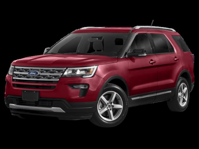 Special offer on 2019 Ford Explorer 2019 Ford Explorer XLT 4x2