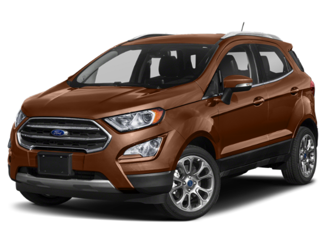 Special offer on 2018 Ford EcoSport 2018 Ford EcoSport Lease Special