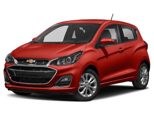2020 Chevrolet Spark LT w/2LT CVT 4dr HB CVT LT w/2LT Gas I4 1.4L/85.4 [13]