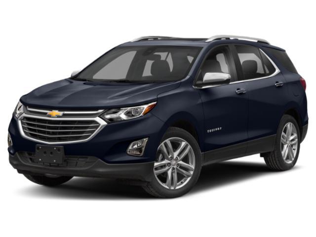 2020 Chevrolet Equinox Premier w/2LZ AWD 4dr Premier w/2LZ Turbocharged Gas I4 2.0L/122 [18]