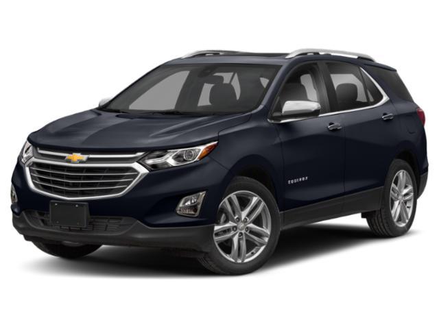 2020 Chevrolet Equinox Premier w/2LZ AWD 4dr Premier w/2LZ Turbocharged Gas I4 2.0L/122 [1]