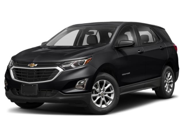 2020 Chevrolet Equinox LS w/1LS FWD 4dr LS w/1LS Turbocharged Gas I4 1.5L/92 [1]