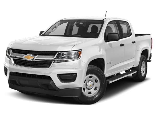 2020 Chevrolet Colorado 4WD LT 4WD Crew Cab 141″ LT Gas V6 3.6L/222 [0]