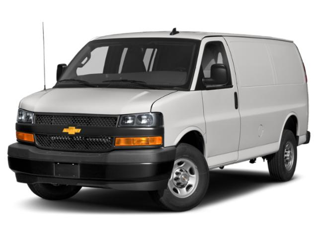 2020 Chevrolet Express 2500 Work Van RWD 2500 135″ Gas V6 4.3L/ [1]