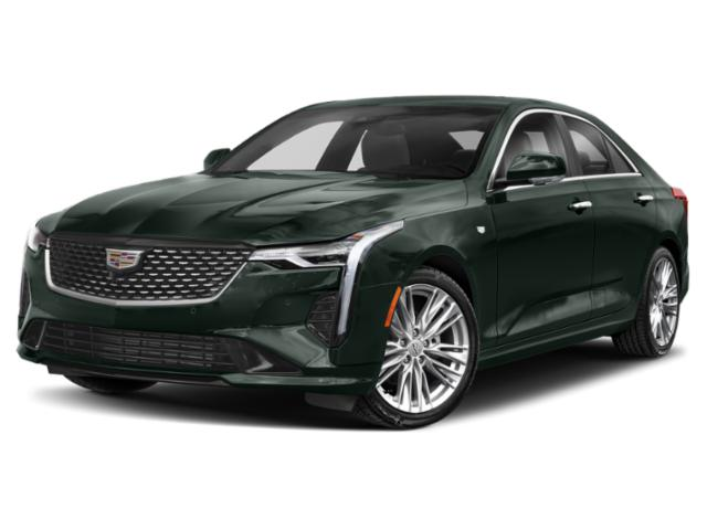 2020 Cadillac CT4 V-Series 4dr Sdn V-Series Turbocharged I4 2.7L/ [2]