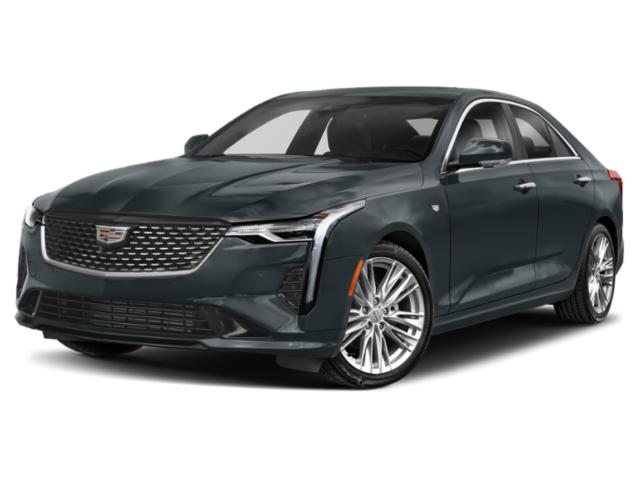 2020 Cadillac CT4 V-Series 4dr Sdn V-Series Turbocharged I4 2.7L/ [3]