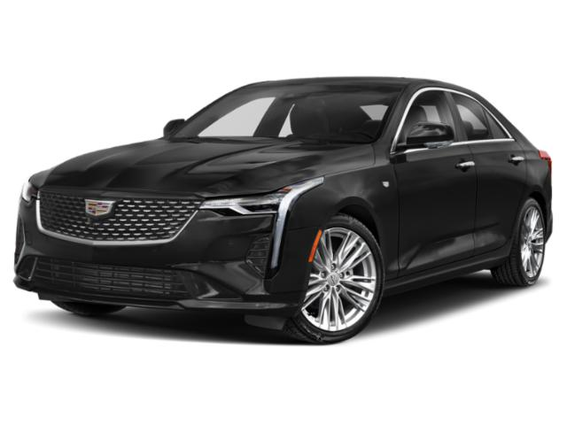 2020 Cadillac CT4 V-Series 4dr Sdn V-Series Turbocharged I4 2.7L/ [6]
