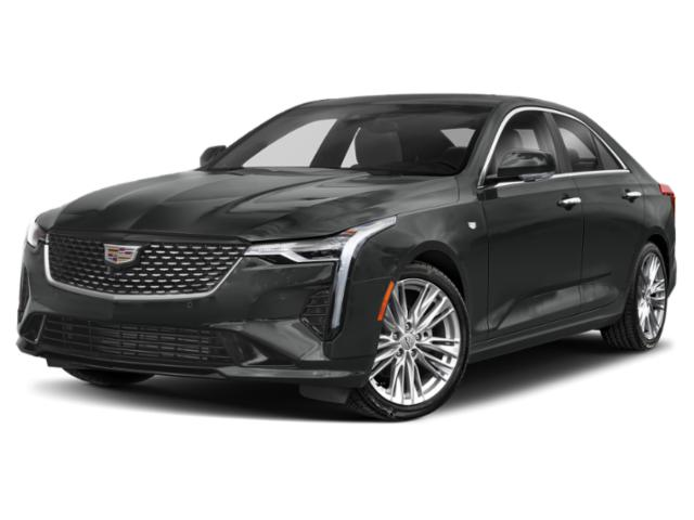 2020 Cadillac CT4 V-Series 4dr Sdn V-Series Turbocharged I4 2.7L/ [5]